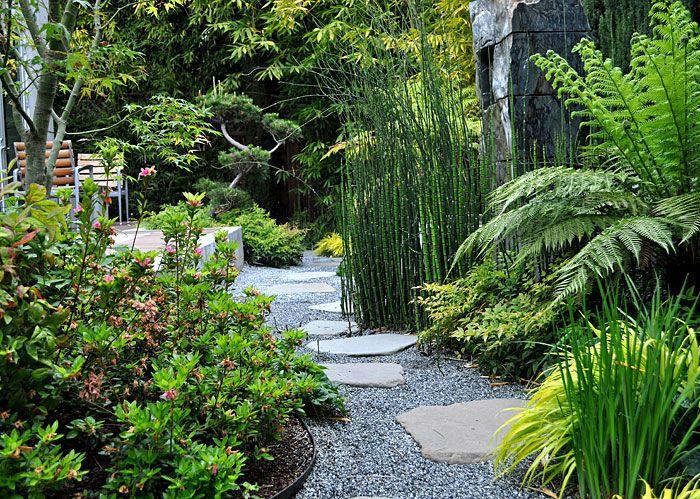 Asian garden landscape style — img 5