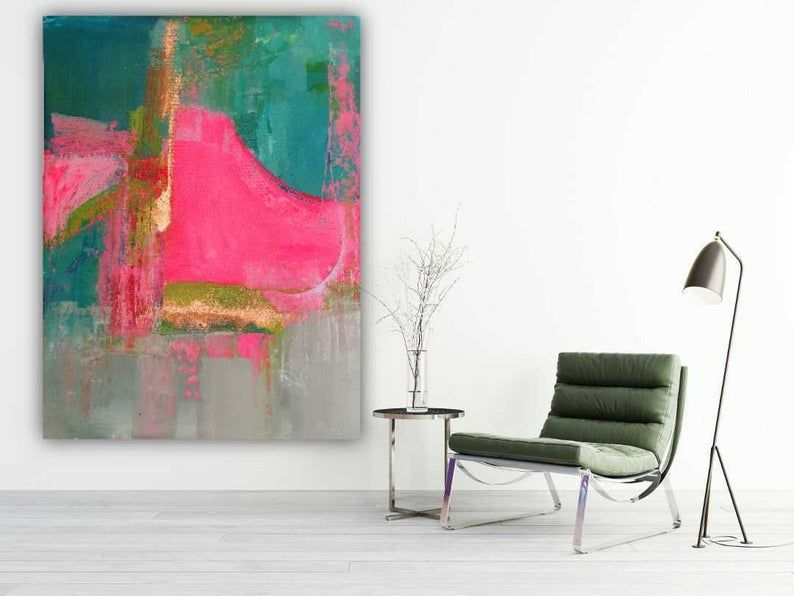 Two Painting Prints Not Just 1 Instant Download Art Prints Modern Art Abstract Wal Affordable Abstract Art Instant Download Art Print Instant Download Art
