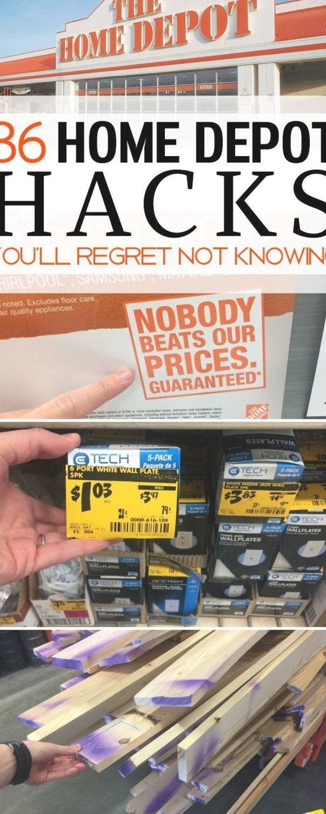 When you shop at Home Depot with this strategy, you'll