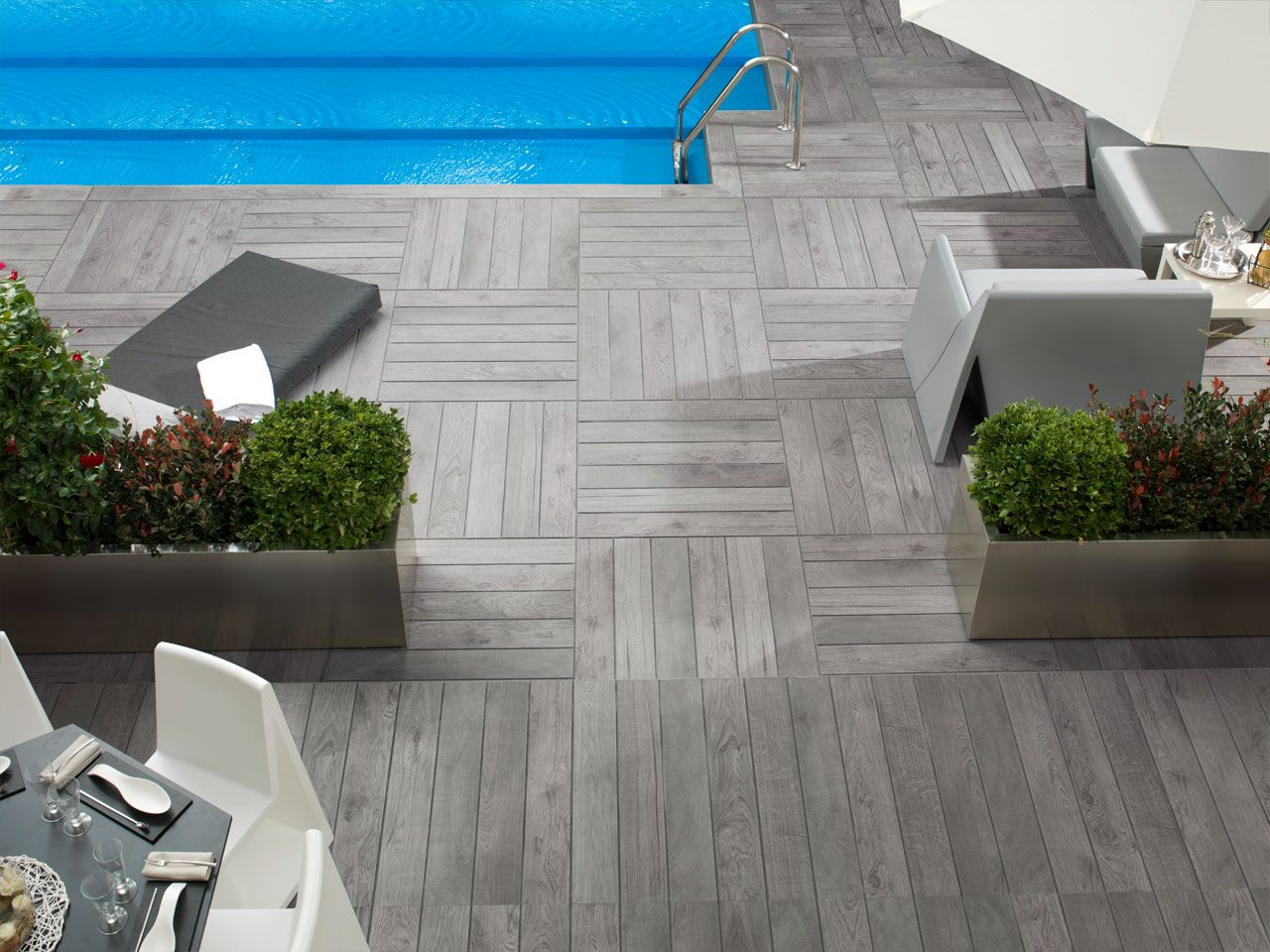 Par Ker Ceramic Parquet From Porcelanosa Where Tradition