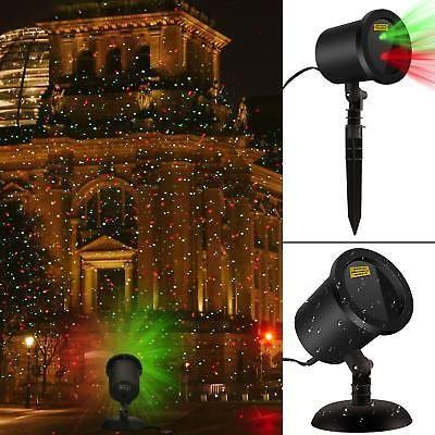 Outdoor Laser Light Projector Ebay