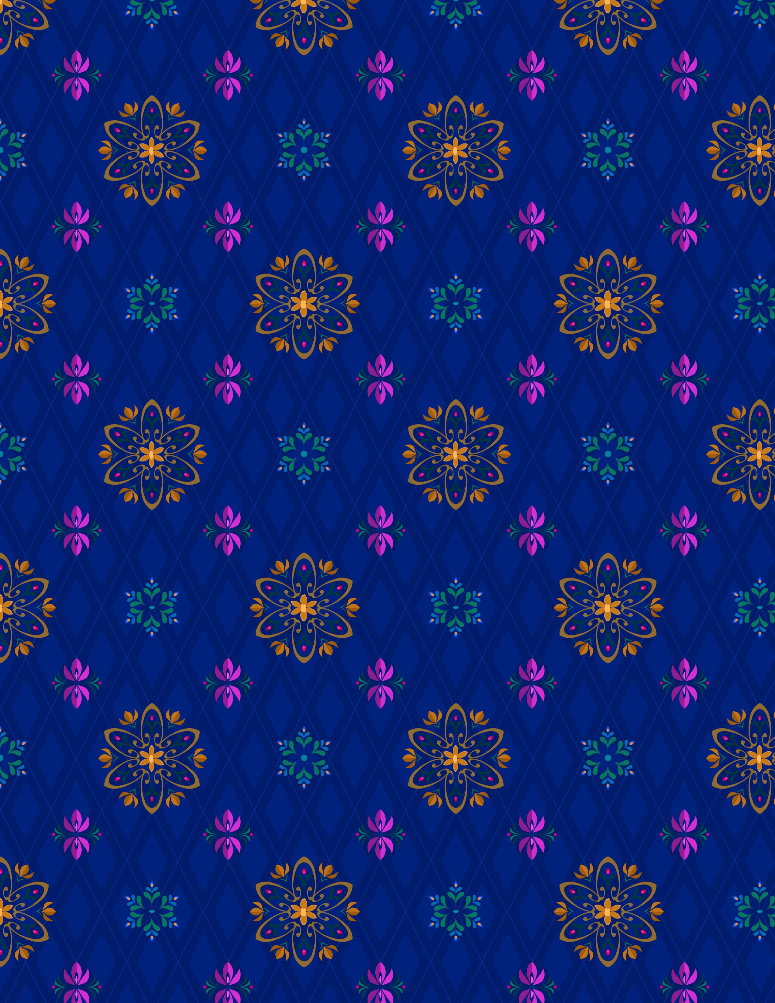 Disney Textiles Wrapping Paper Edition Disney style
