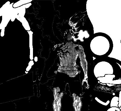 Asta Demon Form Png Black Clover Manga Black Clover Anime Clover