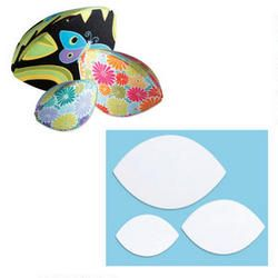 Clam Shell Accessories Case Forms