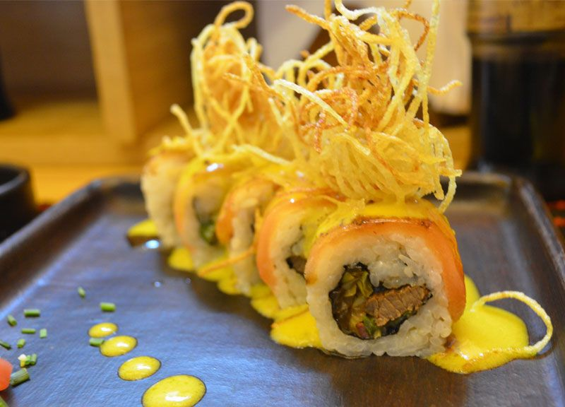 Panko Sushi Nikkei Comida Japonesa Sushi Recetas Comida