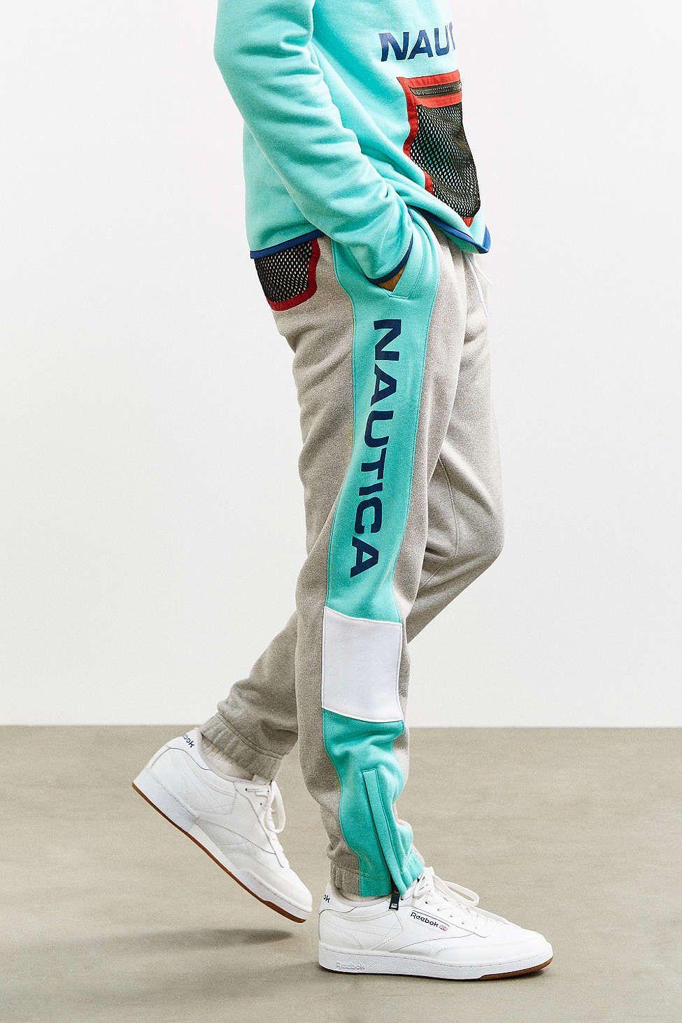 Nautica Uo Logo Active Track Pant Track Pants Mens Mens Jogging Suits Mens Outfits