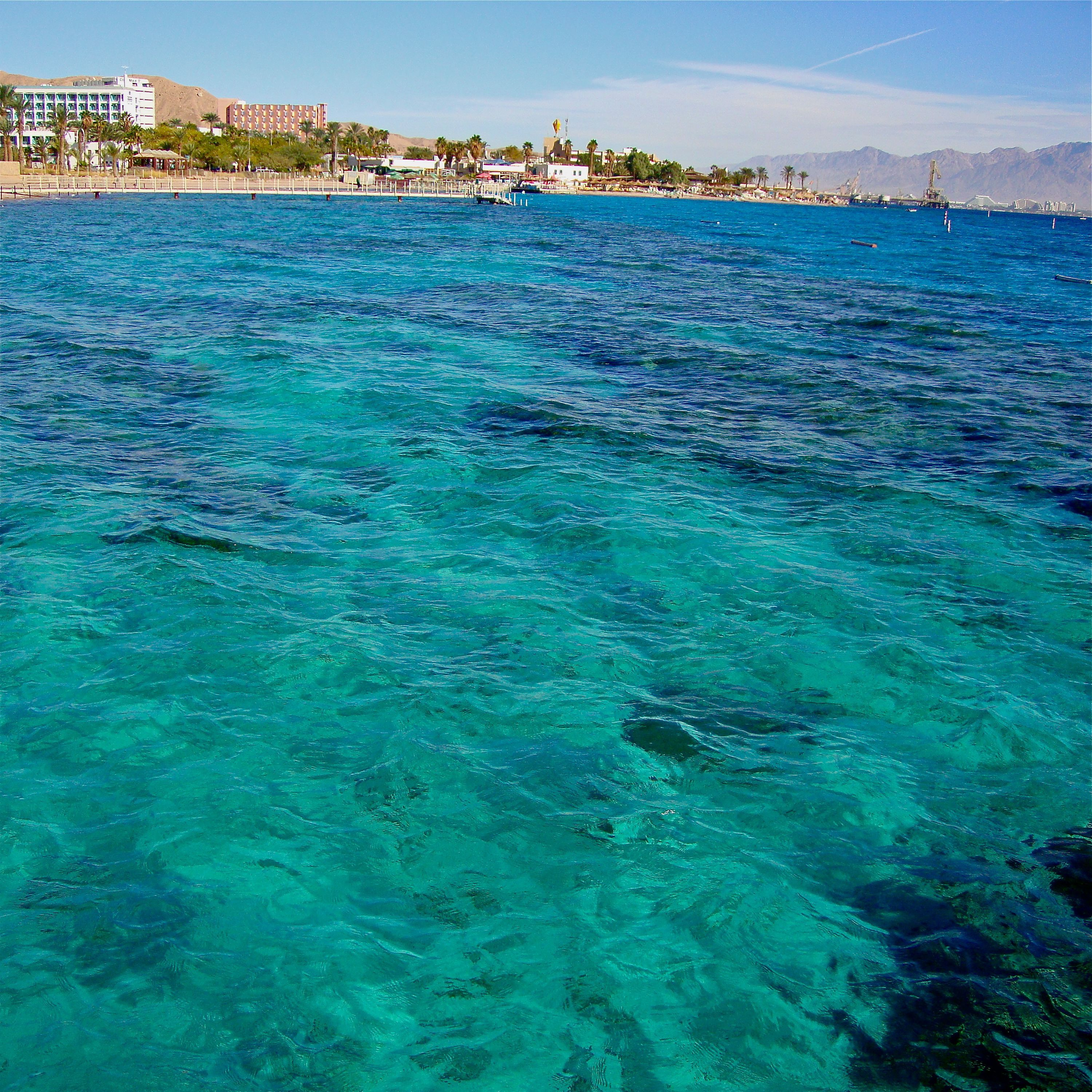 turquoise Red Sea