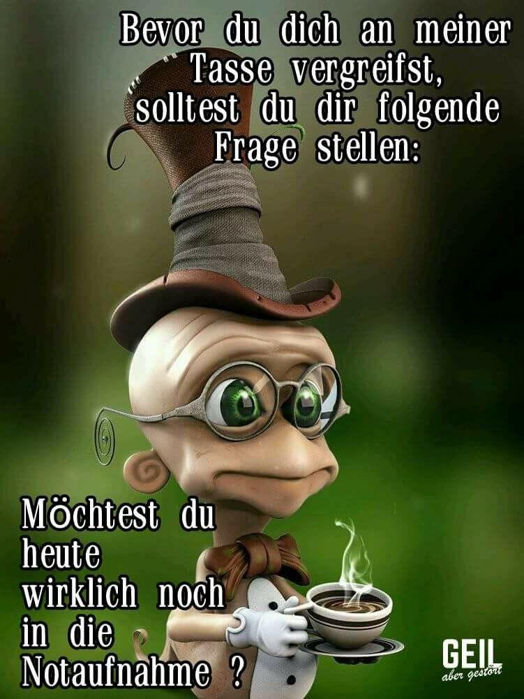 Kaffee Witzig Humor Funny Und Jokes