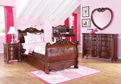Best Disney Princess Bedroom Set For Future Daughter 400 x 300