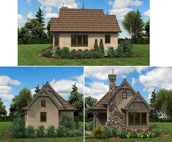 Plan 69531am Whimsical Cottage House Plan Cottage House Plans House Plans American Houses