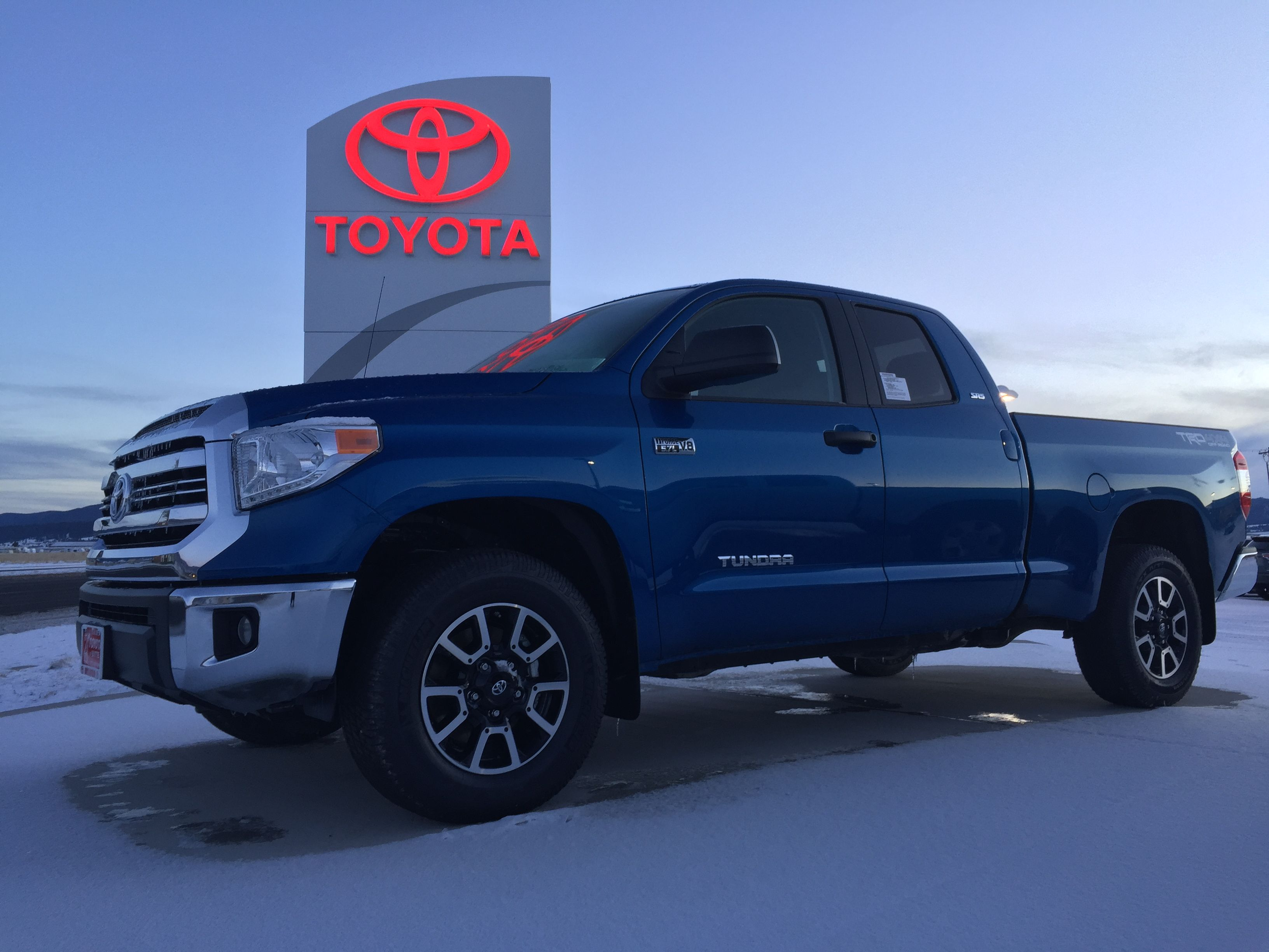 Pin by Toyota of Butte on Toyota 4x4 Pinterest