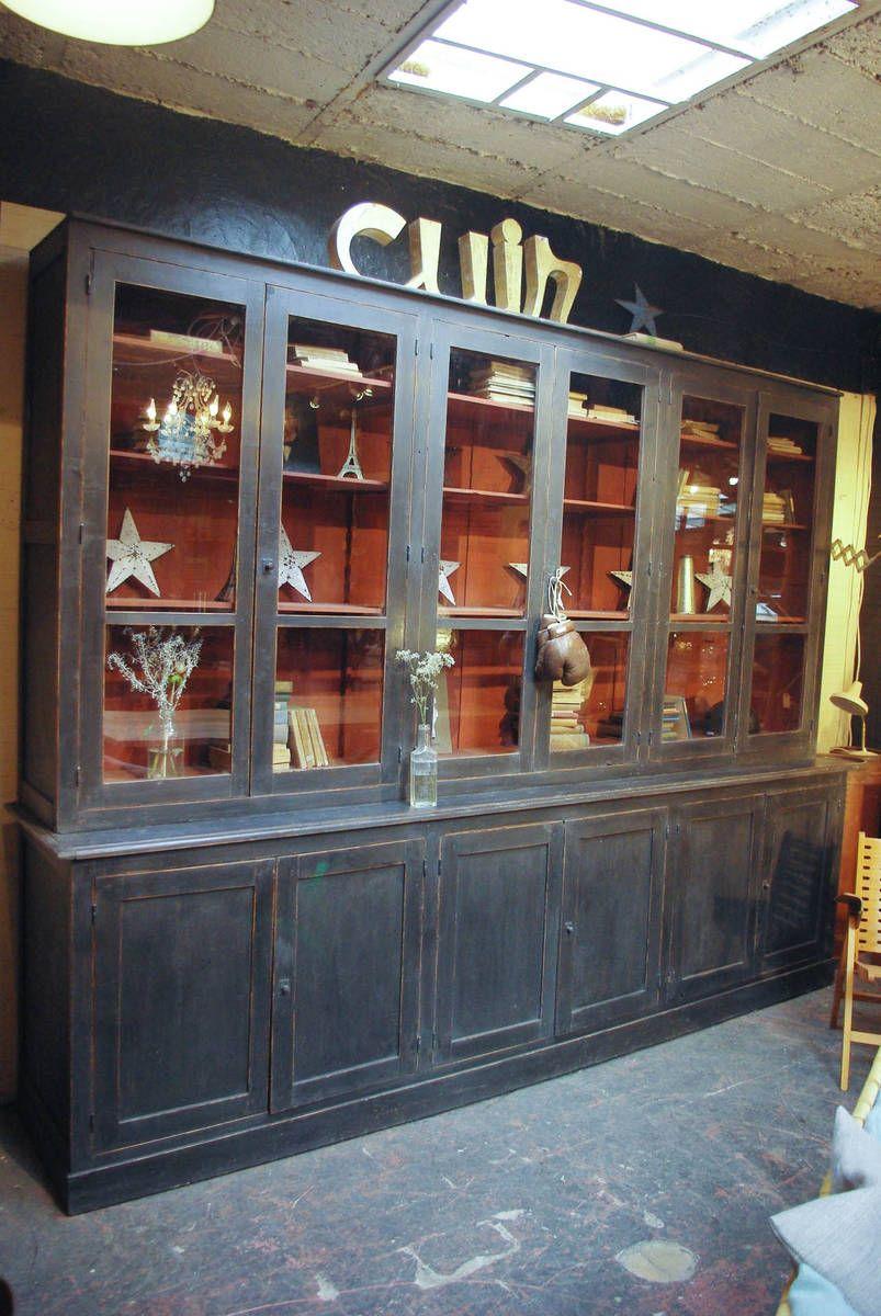 Ancienne biblioth que d 39 cole par le marchand d 39 oublis for Marchand cuisine
