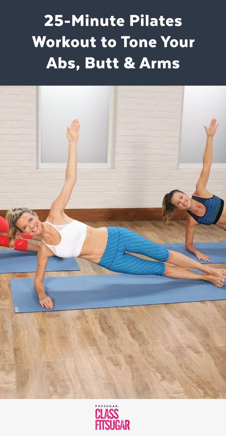 Pilates Workout You Can Do at Home #pilatesworkoutvideos