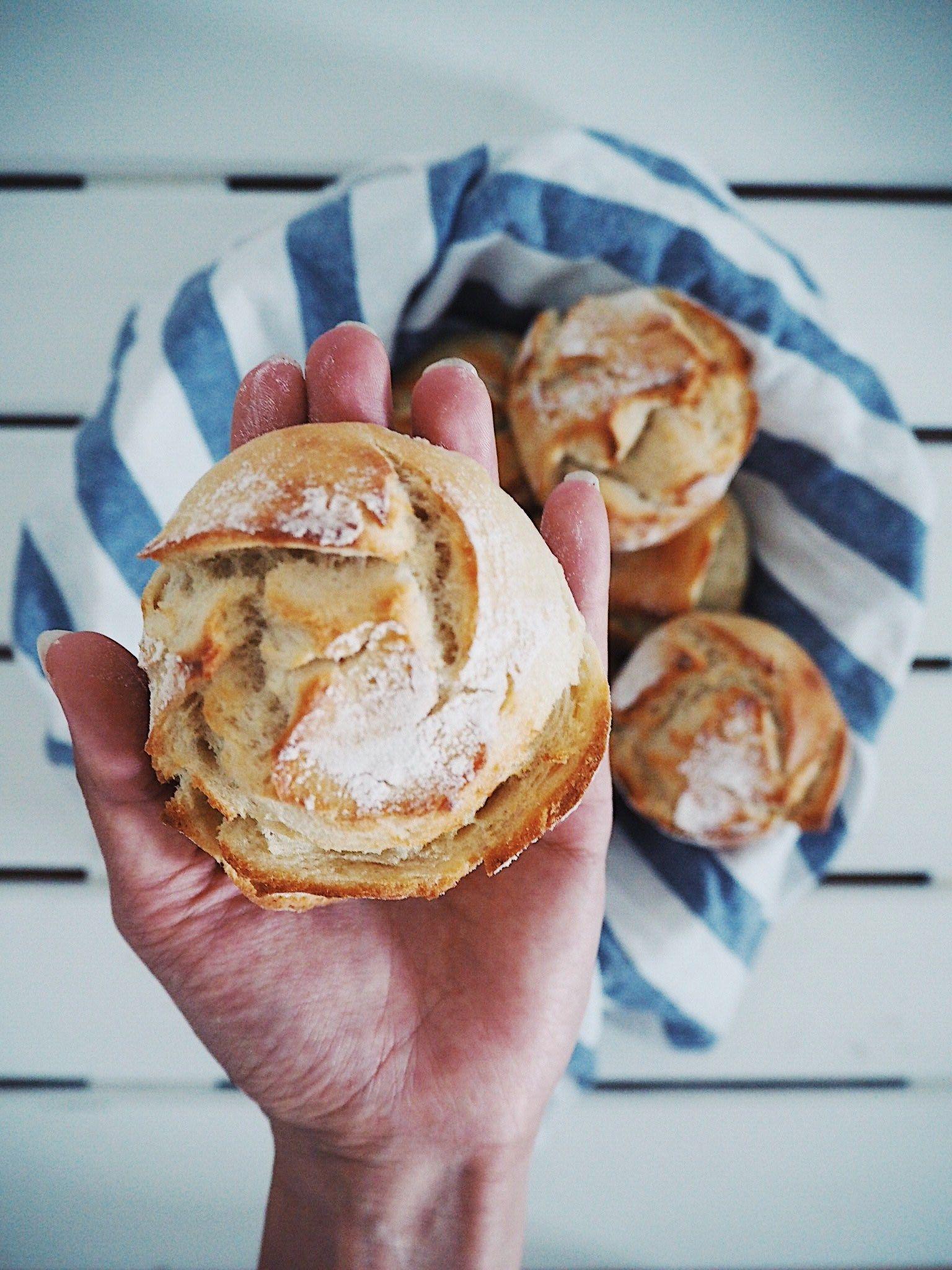 superweiche Kartoffelweckerl - #hobbys