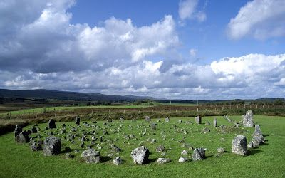 County Tyrone | ... Stone Circles, Sperrin Mountains, County Tyrone, Northern Ireland