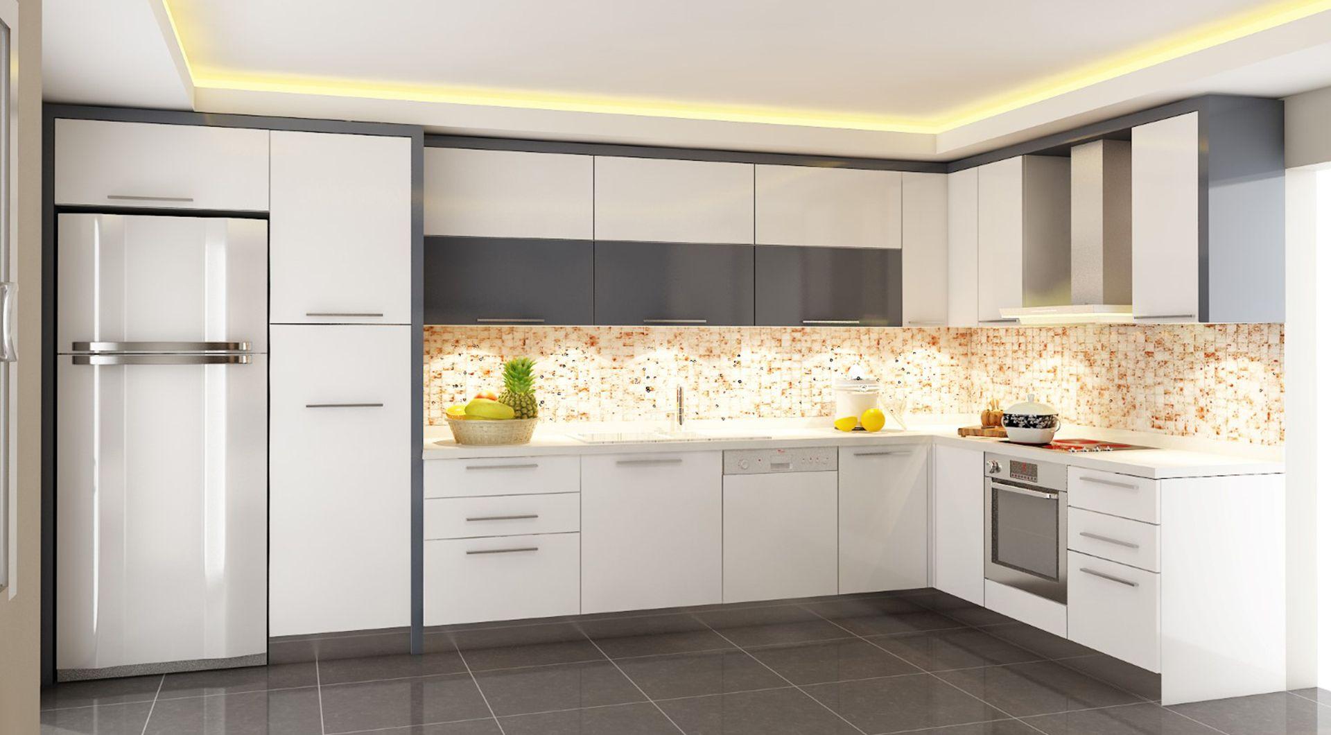 Küchen-design-schrank akkoç mutfak  akkoç mobilya  küche  pinterest  schrank haus und