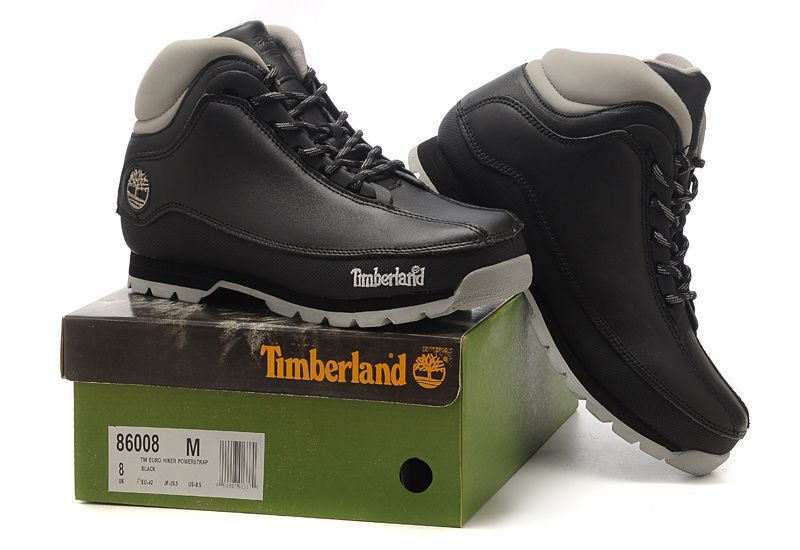 Timberland Authentic Authentic Euro Hiker Mid Fabric and