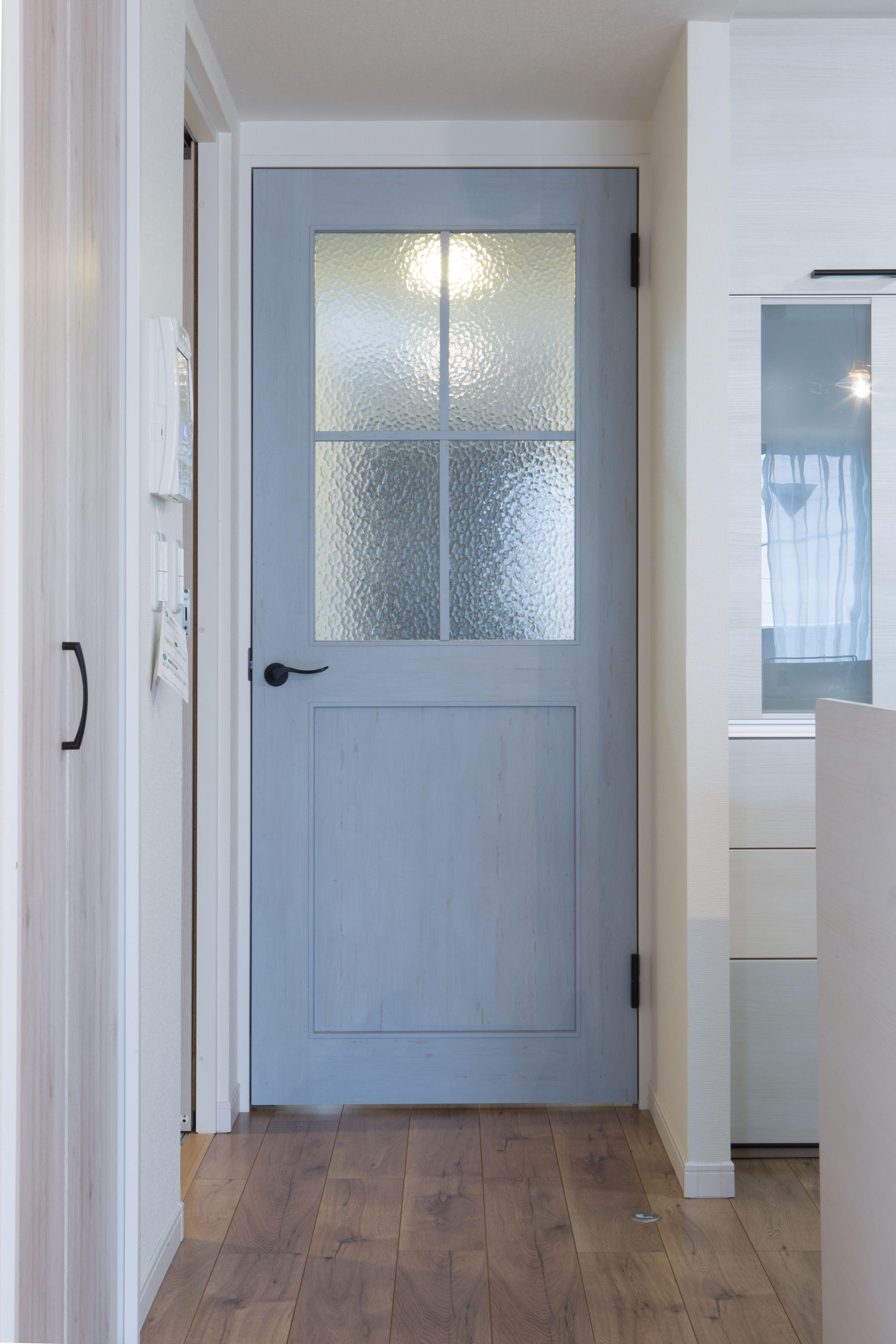 リノベーションで西海岸風な家 施工事例 お客様の声 おしゃれ ドア