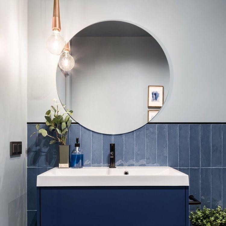 Bad Nur Teilweise Fliesen Darauf Sollten Sie Achten In 2020 Mobeldesign Bad Fliesen Wohnzimmer Bodenbelag