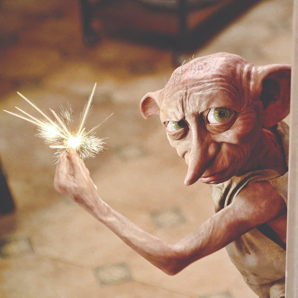 163k Likes 1 209 Comments Wizarding World Wizardingworld On Instagram Socks Are Dobby Harry Potter Pictures Dobby Harry Potter Harry Potter Aesthetic