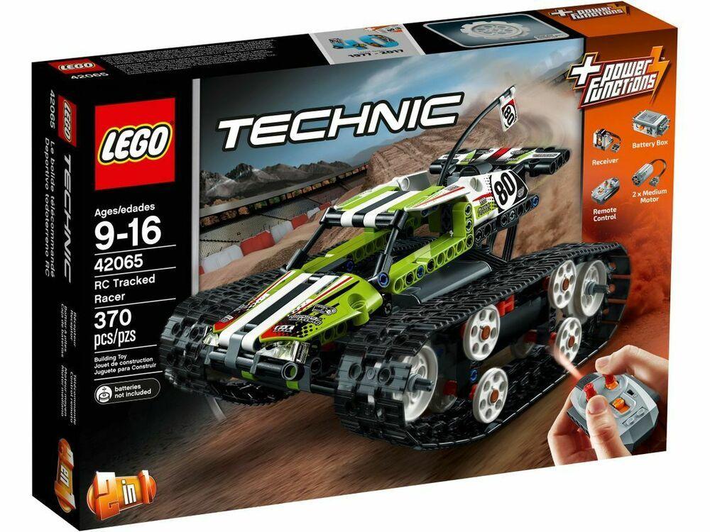 LEGO Technic Ferngesteuerter Tracked Racer Buggy Auto