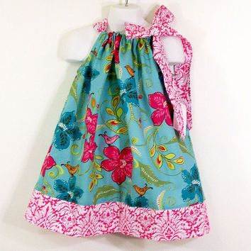 new handmade boutique style childrens dress - Google Search
