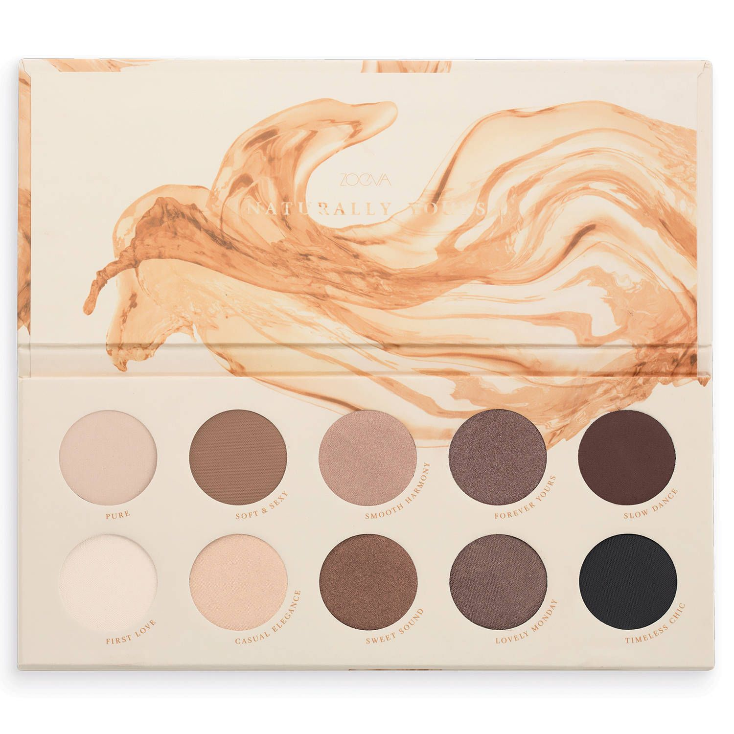 ZOEVA Naturally Yours Eyeshadow