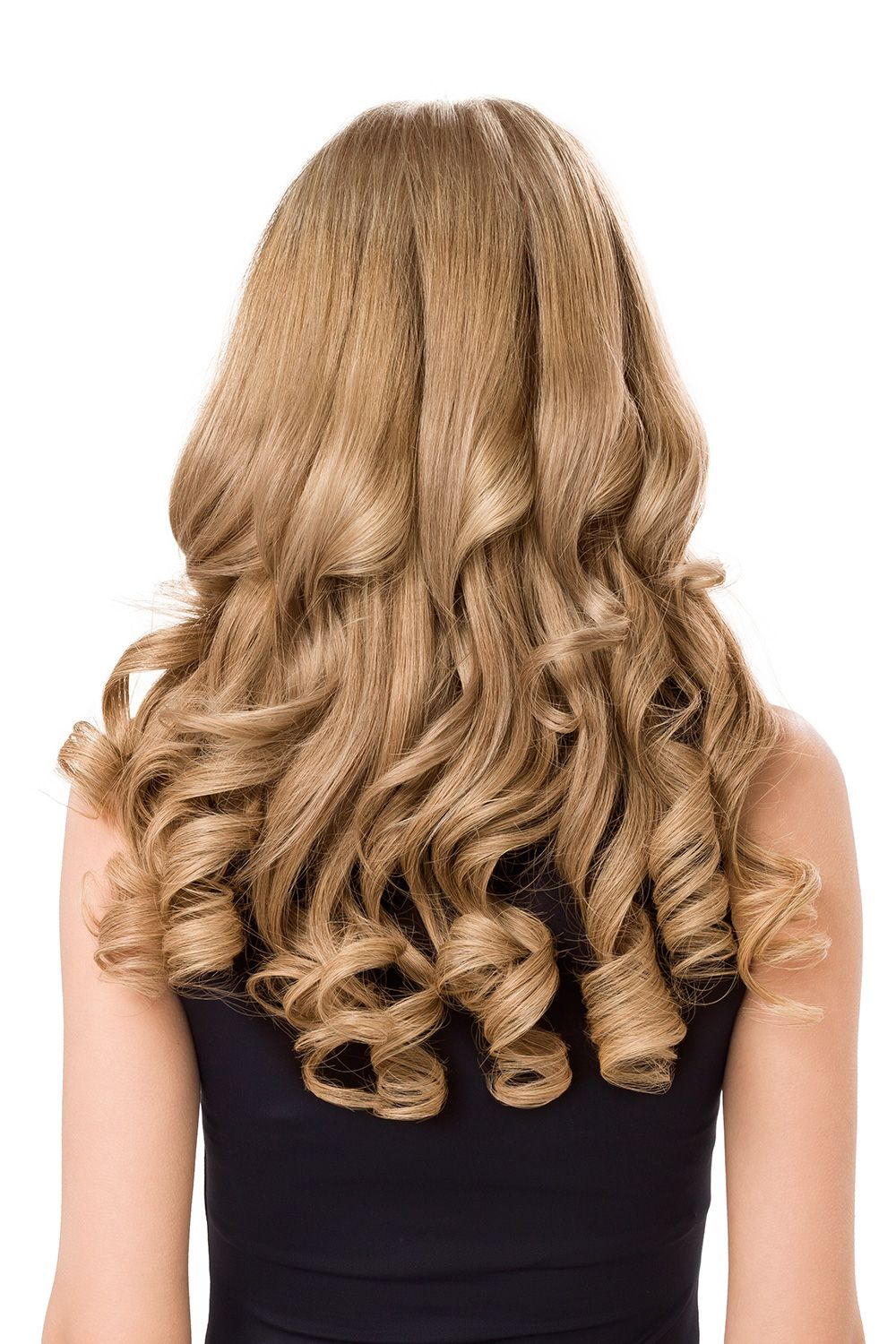 Irresistible Me Clip In Hair Extensions In Royal Golden Blonde