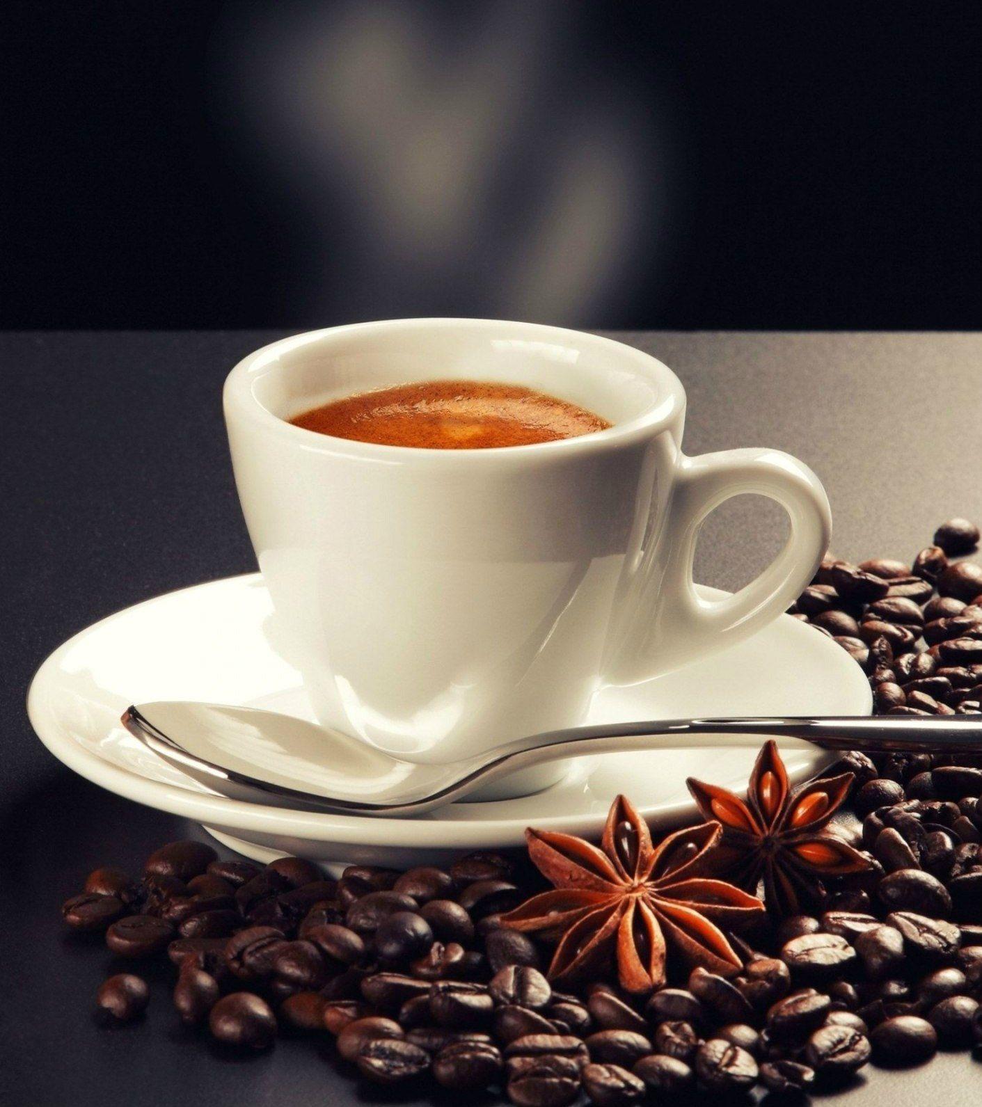 Чашка кофе картинки для телефона