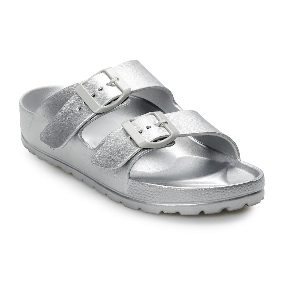 a06aae4c240e Women s Mudd® Molded Double Strap Sandals