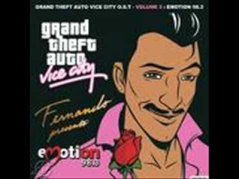GTA Vice City Radio - Emotion 98 3 - Toto - Africa - YouTube