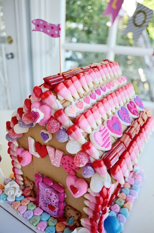 DIY: Gingerbread Love Shacks - Project Nursery