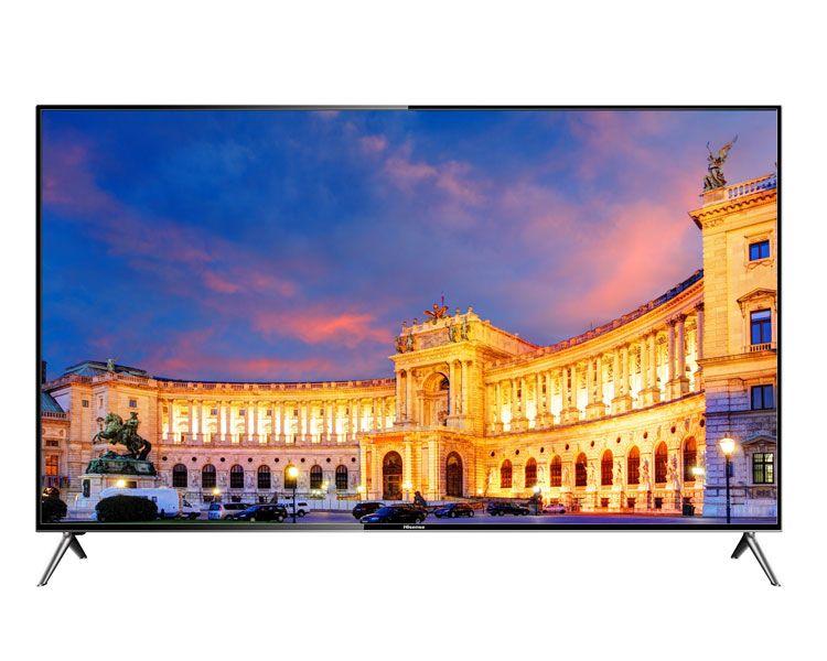 Hisense H65b7100 Smart Tv 65 Led Ultrahd 4k Televisores Viena