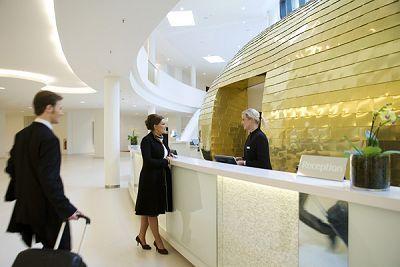 andels Hotel Berlin in Berlin (Deutschland) einfach günstiger buchen