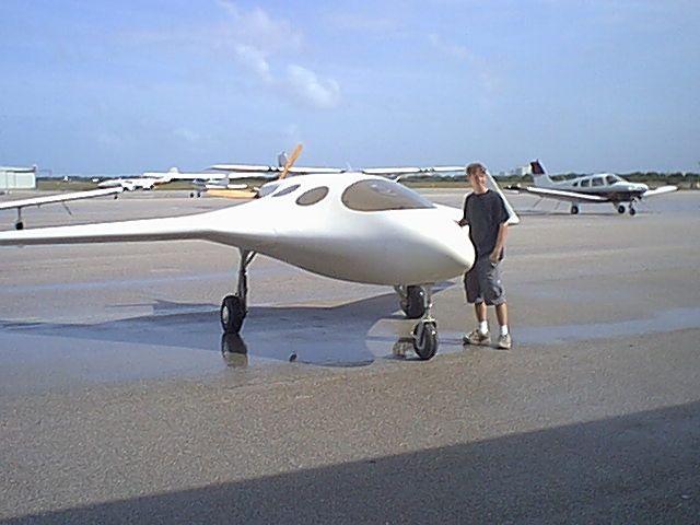 Atlantica Blended Wing Body