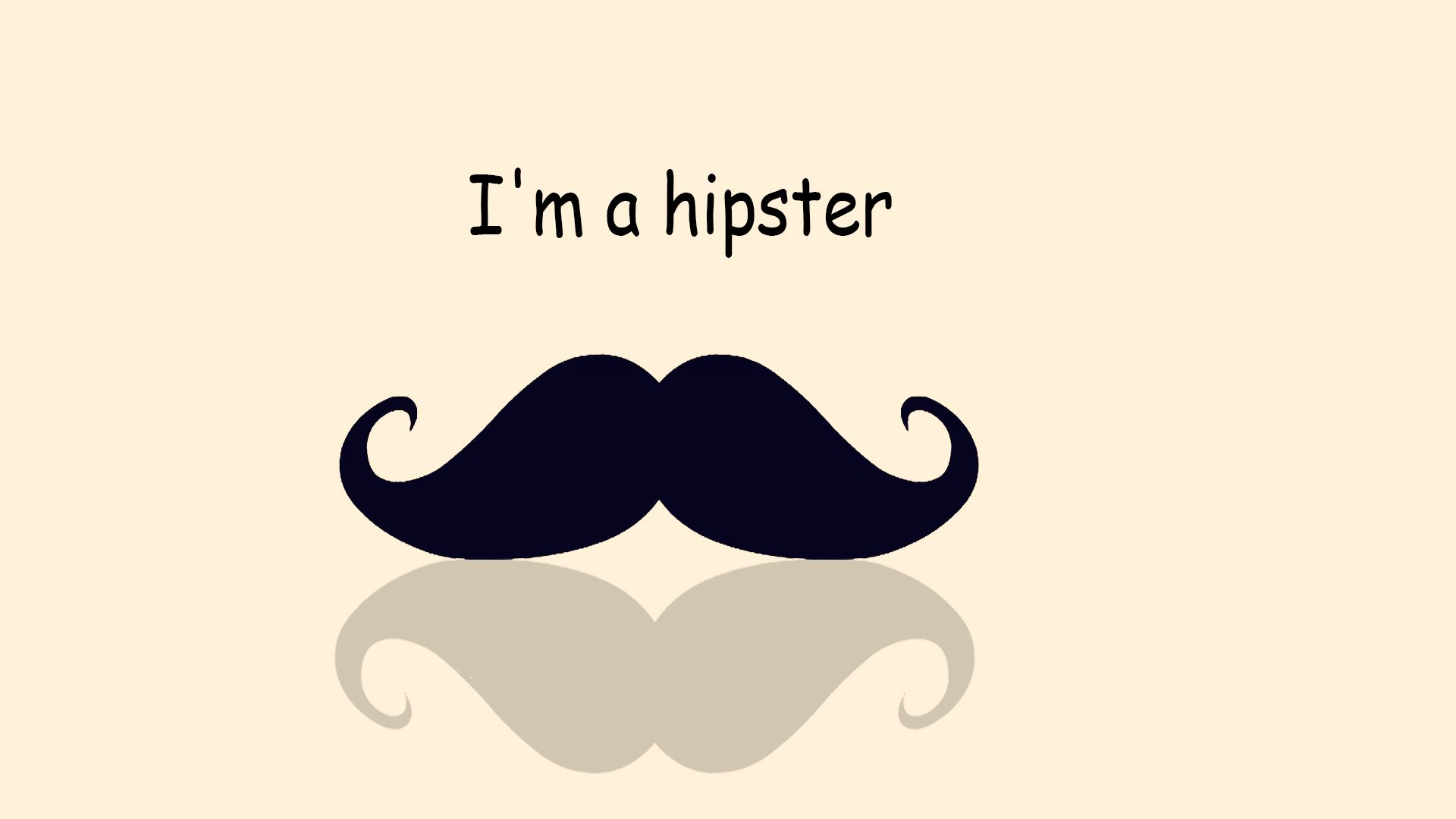 Wallpaper Mustache Hipster By Horaciogfx On Deviantart Hipster Wallpaper Mustache Wallpaper Hipster Background