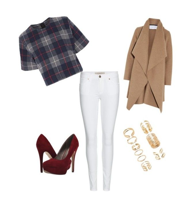 """""""Sassy but classy"""" by leonore-von-bretzig ❤ liked on Polyvore featuring Burberry, rag & bone, Michael Antonio, Harris Wharf London, Forever 21 and modern"""