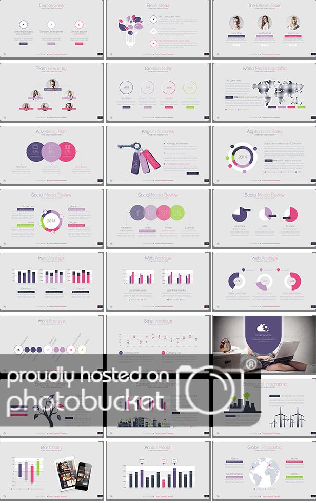 Ombre Powerpoint Presentation Powerpoint presentation