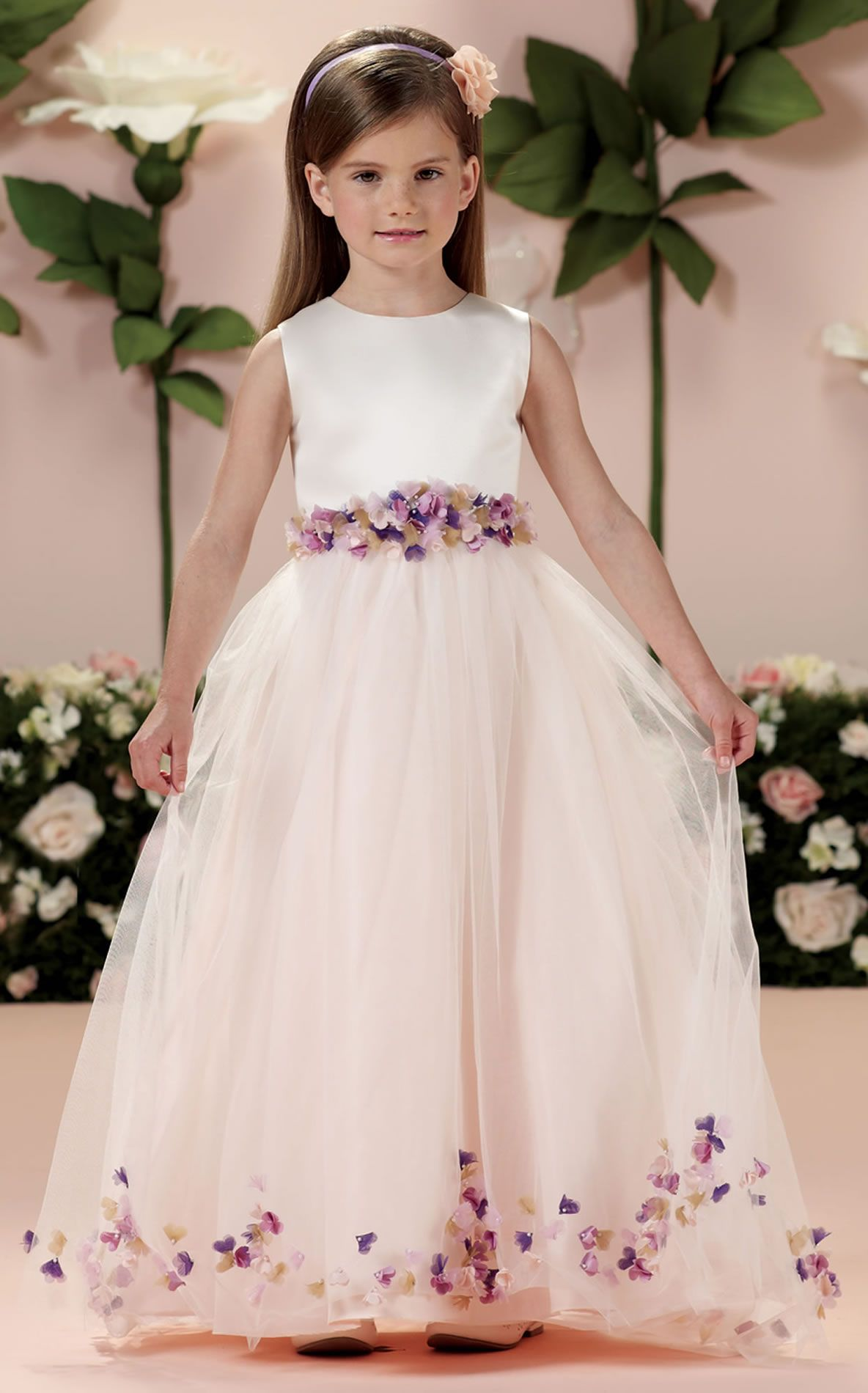 Flower Girl Dresses (Selection,Fast-Ship,Price,Service) at TheRoseDress