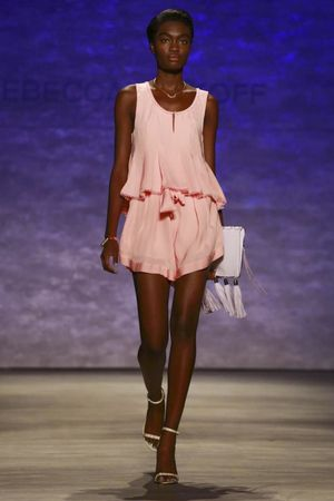 Rebecca Minkoff Ready To Wear Spring Summer 2015 New York - NOWFASHION