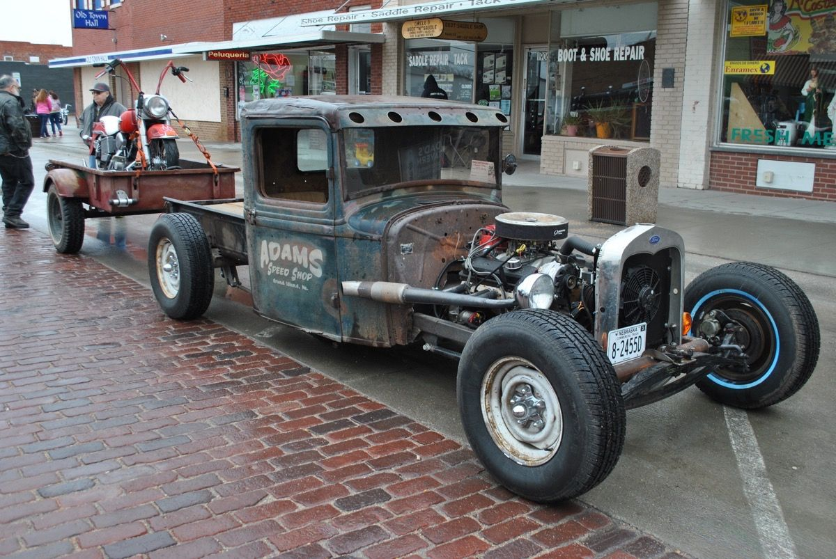 BangShiftcom Highway Creepers Car Show Photo Coverage - Old town car show 2018