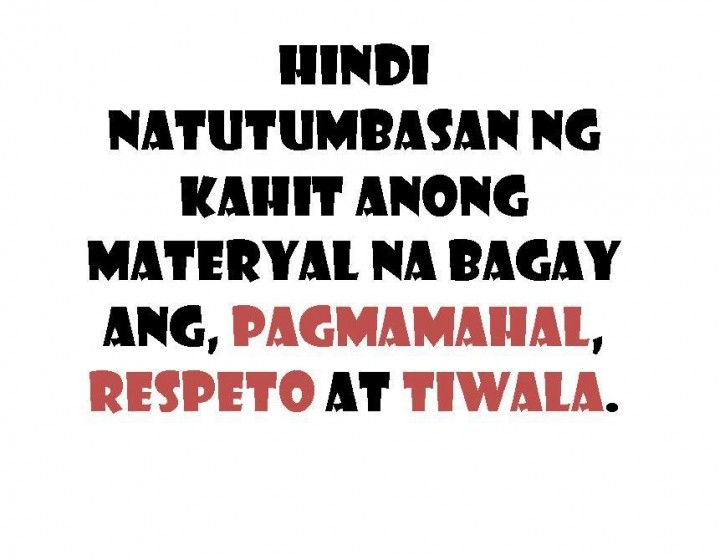 Thought Provoking Quotes Tagalog | 4 Quotes X