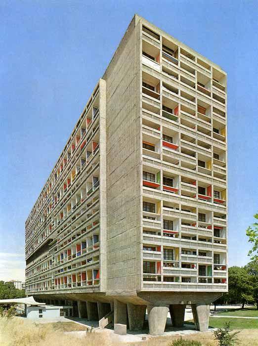 Arquitectura y urbanismo unidad habitacional de marsella le corbusier semestralizado de - Arquitecto le corbusier ...