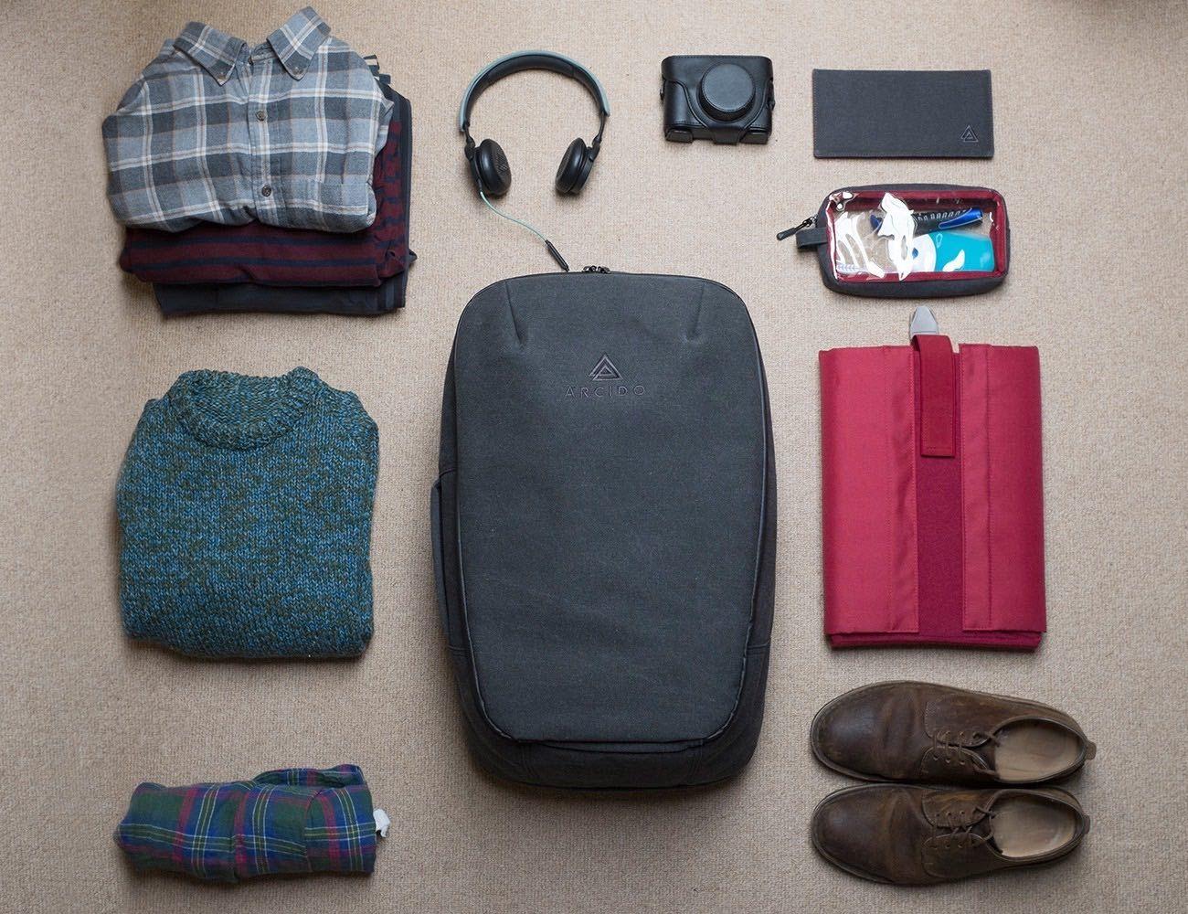 Arcido Bag - Arcido - Touch of Modern