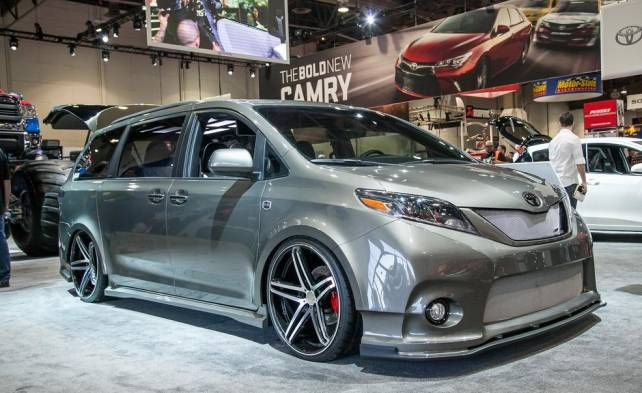 Inspirational toyota 2016 Sienna Release Date