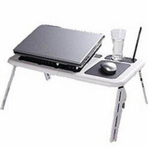 Ibank® Laptop Computer Table | Portable laptop table ...