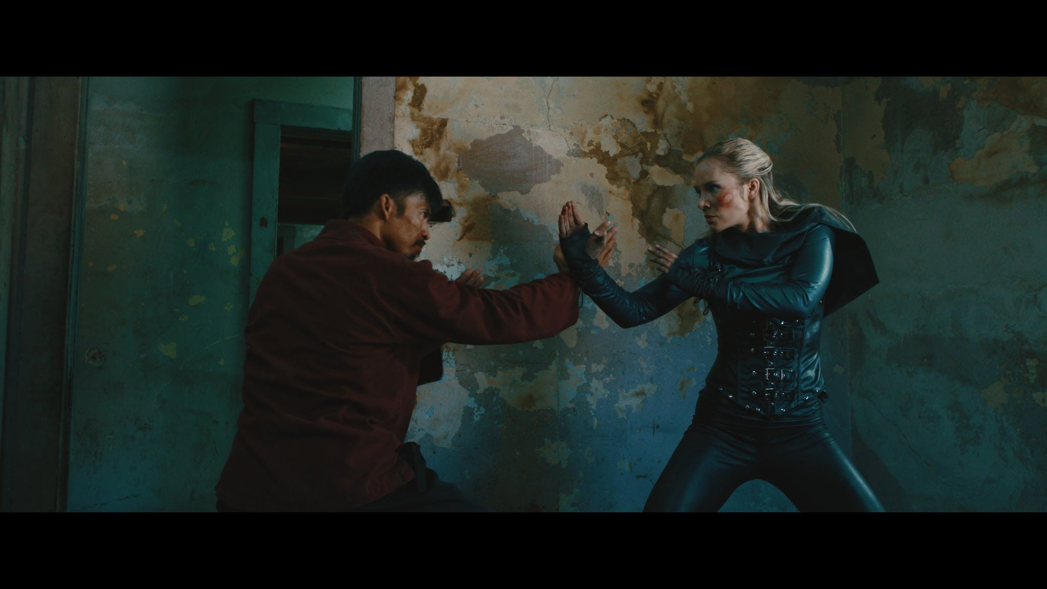 The Gate Teaser Spot The raid 2, Martial arts, Art projects