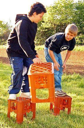 staffelspiele bierkistenrallye staffelspiele sommerfest spiele und kindergeburtstag spiele