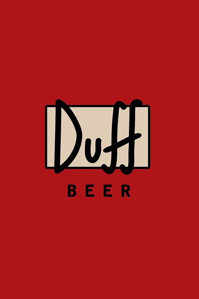 iPhone Wallpapers HD from alliphonewallpapers.com,  Duff Beer iPhone Wallpaper HD
