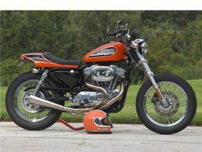 Harley Sportster Tracker